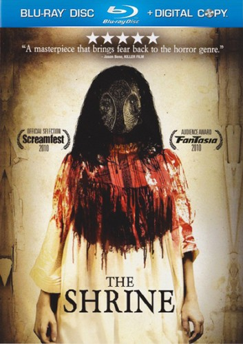 Гробница / The Shrine [2010 / ужасы / BDRip-AVC] VO