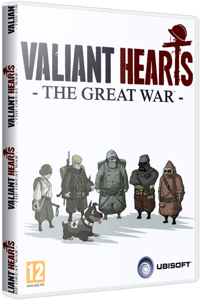 Valiant Hearts: The Great War [2014 / Adventure] RePack от R.G. Freedom