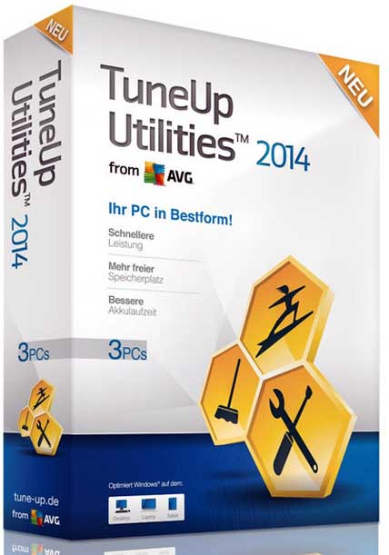 TuneUp Utilities 2014 14.0.1000.324 Final (2014) PC | RePack  Portable by D!akov