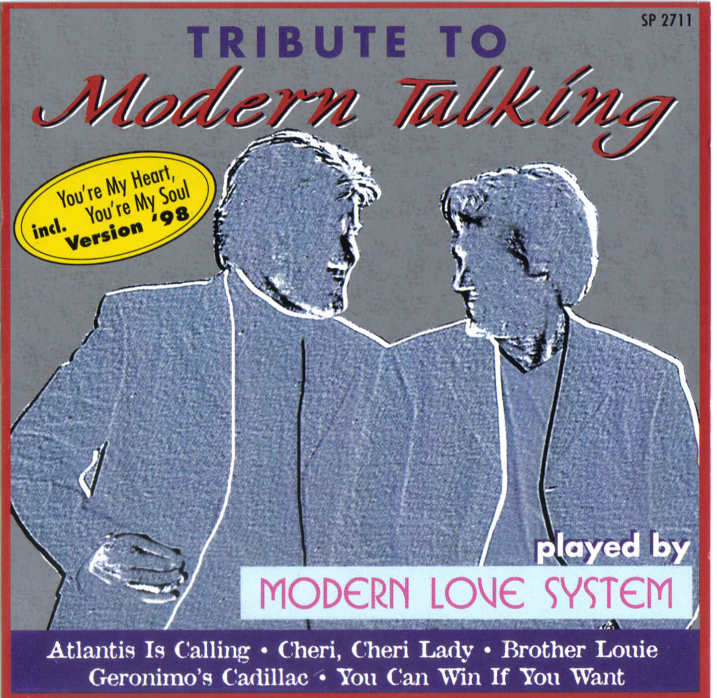Modern Love System / Tribute To Modern Talking [2003] MP3