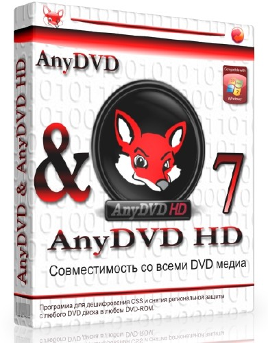 AnyDVD [7.5.1.0 Final] [2014]
