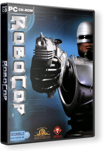 РобоКоп (Titus Interactive) [2003 / Action / RUS-ENG] RePack by Heather