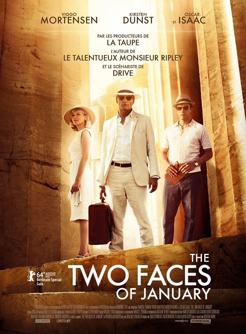 Два лика января / The Two Faces of January [2014 / Триллер / WEB-DLRip-AVC] VO