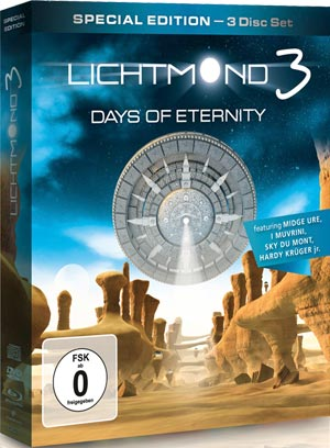 Лунный свет 3: Дни вечности / Lichtmond 3: Days of Eternity (3D Video) [2014 / Релакс, Музыка / BDrip 1080p / Half OverUnder] (Original) by Ash61