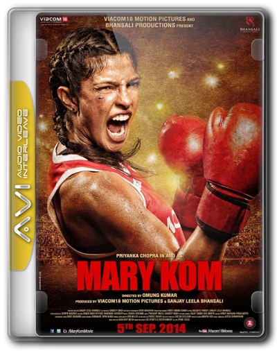 Мэри Ком / Mary Kom [2014 / Драма, биография, спорт / HDRip] MVO + Original