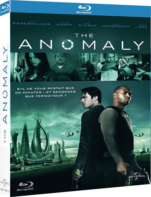 Аномалия / The Anomaly [2014 / Фантастика, боевик / BDRip 1080p] DUB+SUB (Лицензия)