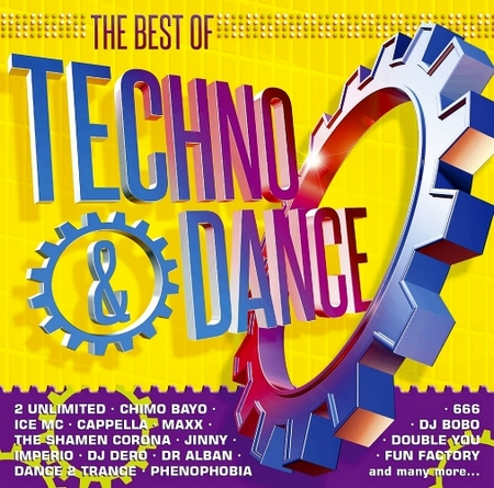 VA - The Best Of Best Of Techno & Dance [2014] MP3