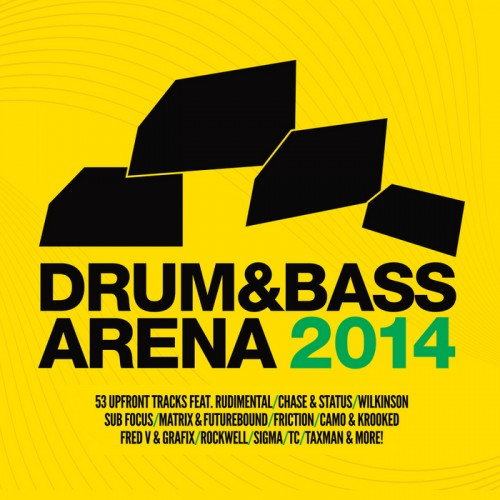 VA - Drum & Bass Arena [2014] MP3