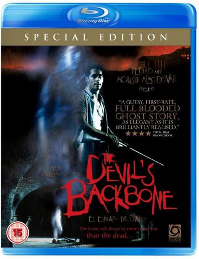 Хребет дьявола / The Devil's Backbone / El espinazo del diablo [2001 / ужасы, драма / HDRip] DUB (лицензия)