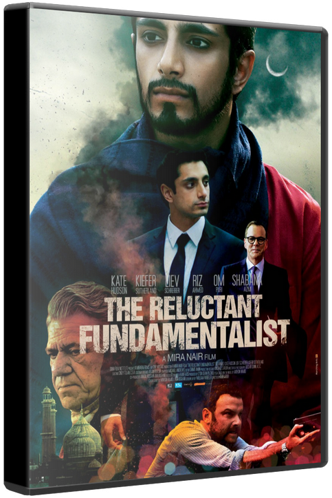 Фундаменталист поневоле / The Reluctant Fundamentalist [2012 / Триллер, драма / BDRip 720p] MVO+SUB