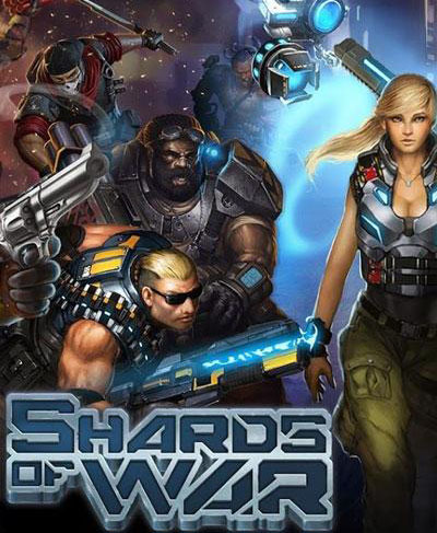 Shards of War v.24 (28.11.2014) [2014 ,MMORPG / MOBA / Action] (Лицензия)