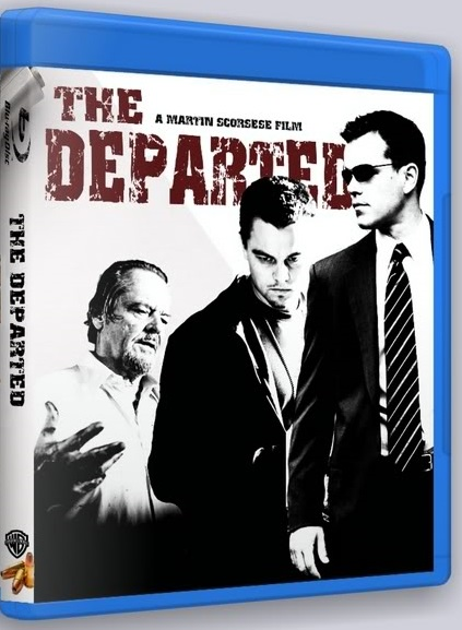 Отступники / The Departed / Il bene e il male [2006 / триллер, драма, криминал / BDRip 720p] DUB + SUB (лицензия)