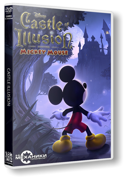 Castle of Illusion Starring Mickey Mouse [Update 1] [2013 / Arcade, Platform, 3D, 3rd Person / RePack] от R.G. Механики