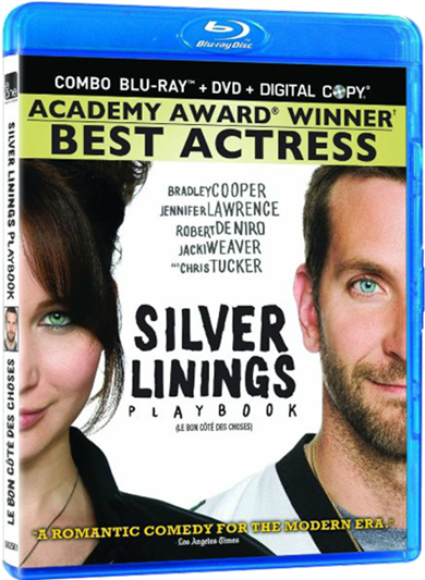 Мой парень – псих / Silver Linings Playbook [2012 / драма, мелодрама, комедия / BDRip 720p] MVO + SUB (лицензия)