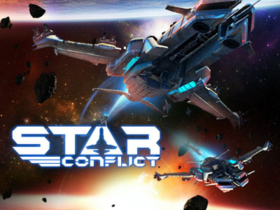 Star Conflict v.1.0.15 (12.02.2015) [2013 / MMORPG / Action] (Лицензия)