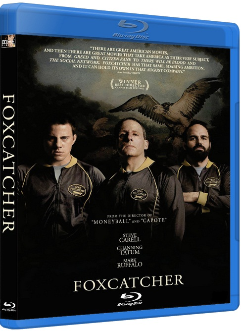 Охотник на лис / Foxcatcher [2014 / Триллер, драма / HDRip] DUB (iTunes)