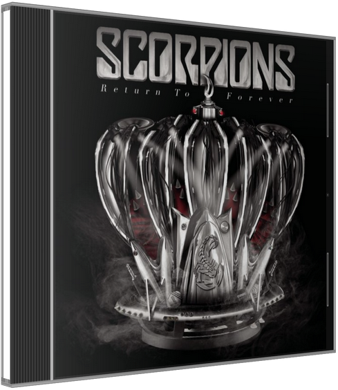 Scorpions - Return To Forever (2015) FLAC