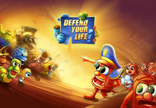 Defend your life! [2015] Android