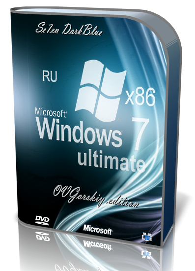 Windows 7 Ultimate Ru [v 03.2015 [6.1.7601.17514 Service Pack 1 Сборка 7601]] [2015] by OVGorskiy
