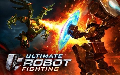 Ultimate Robot Fighting [2015] Android
