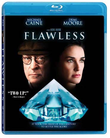 Без изъяна / Flawless [2007 / триллер, драма, криминал / BDRip 720p] MVO + SUB (Россия)
