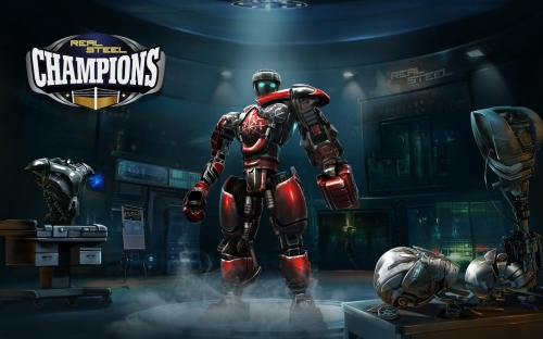 Real Steel Champions [2015] Android