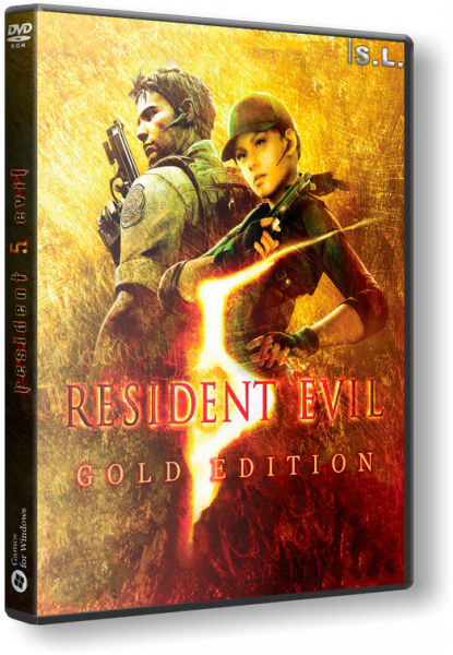Resident Evil 5: Gold Edition / Biohazard 5: Gold Edition [2015 / Action, Shooter, 3D, 3rd Person / Лицензия [Steam-Rip]] от R.G Pirates Games