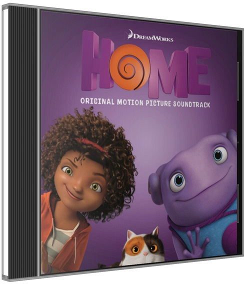 OST - Дом / Home (Original Motion Picture Soundtrack) (2015) MP3