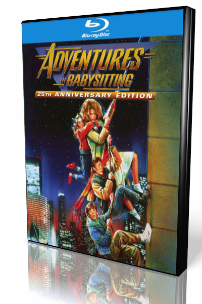 Приключения няни / Adventures in Babysitting [1987 / боевик, триллер, комедия, криминал / BDRip 720] DUD+MVO+ Original + Sub (eng)