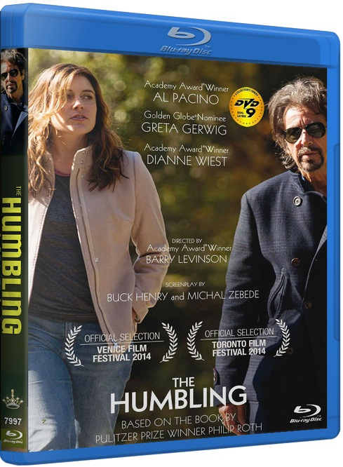 Унижение / The Humbling [2014 / Драма, комедия / BDRip 720p] MVO+SUB (Лицензия)