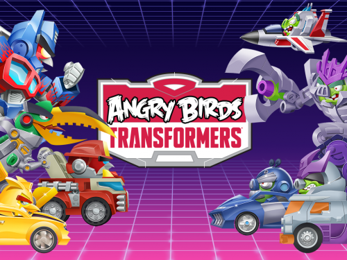 Angry Birds Transformers [2014] Android