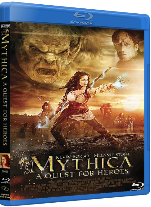 Мифика: Задание для героев / Mythica: A Quest for Heroes [2015 / Фэнтези / BDRip 720p] VO
