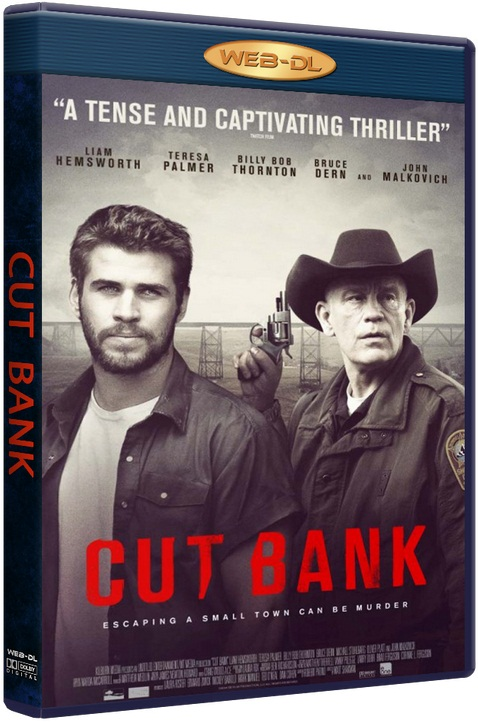 Кат Бэнк / Cut Bank [2014 / триллер / WEB-DL 720p] VO+SUB (Shoegaze)