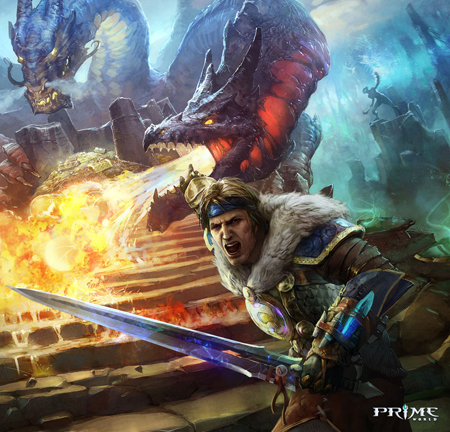 Prime World v.10.2.1 (14.04.2015) [2012 ,MMORPG / ONLINE] (Лицензия)