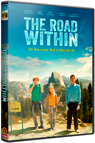 Внутренняя дорога / The Road Within [2014 / драма, комедия / WEB-DLRip] VO (datynet)