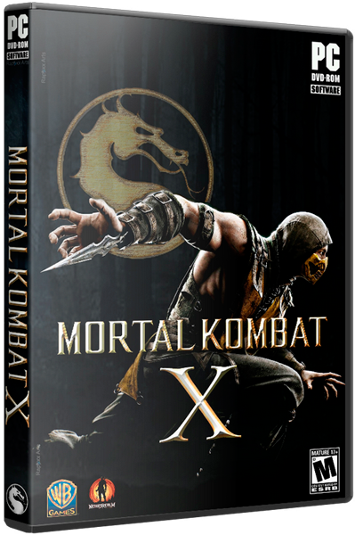 Mortal Kombat X (Update 1) [2015 / Action, Fighting, 3D / ENG|MULTi8] РС | лицензия