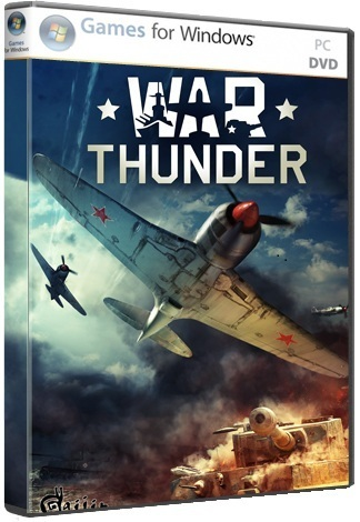 War Thunder-FULL CLIENT v.1.70.1945.60 (05.05.2015) [2012 ,MMO / Simulation] (Лицензия)