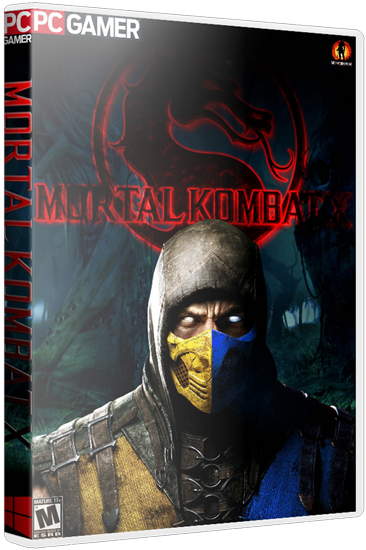 Mortal Kombat X (Update 3) [2015] РС | Патч