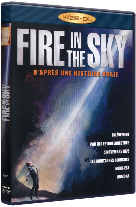 Огонь в небе / Fire in the Sky [1993 / ужасы, фантастика, драма, детектив, биография / WEB-DL 720p] 2хDVO + SUB