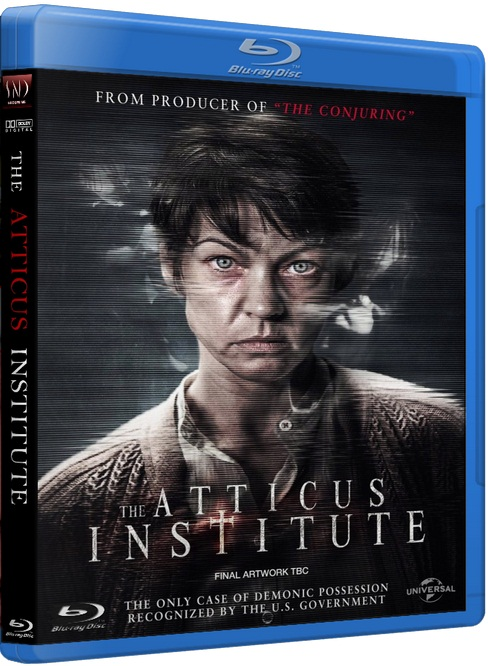 Институт Аттикус / The Atticus Institute [2015 / Ужасы, триллер, драма / HDRip] DUB (iTunes)
