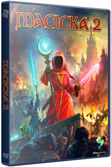 Magicka 2 [2015 / RPG, Rogue, Action, 3D, Isometric / RUS|ENG] РС | Лицензия
