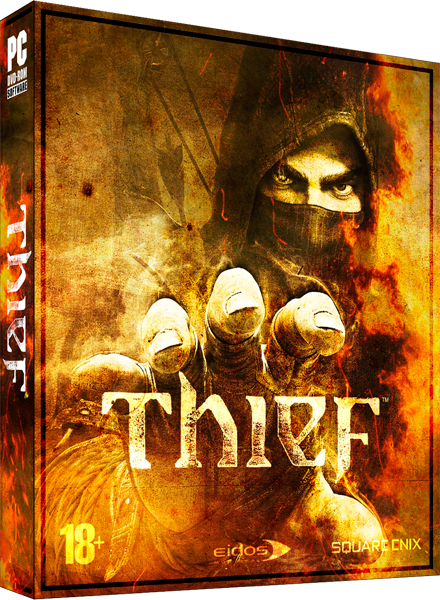 Вор / Thief: Complete Edition [Update 8] (v1.7 build 4158.21) [2014 / Action, 3D, 1st Person, 3rd Person, Stealth / RUS|ENG] РС | RePack от SeregA-Lus