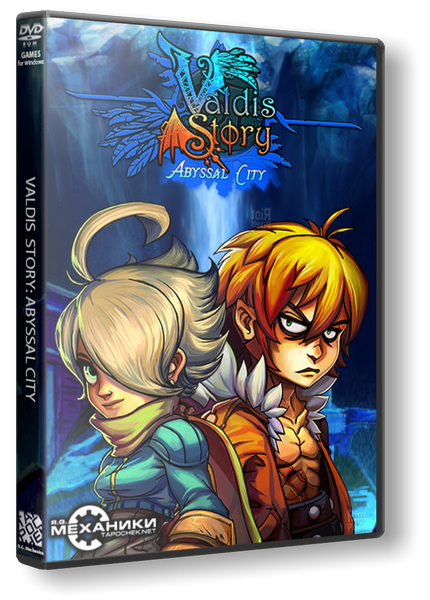 Valdis Story: Abyssal City [2013 / Arcade, Action, RPG / RePack] от R.G. Механики