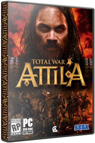 Total War: ATTILA [Update 3] [2015 / Strategy, Real-time, Turn-based, 3D / RePack] от xatab