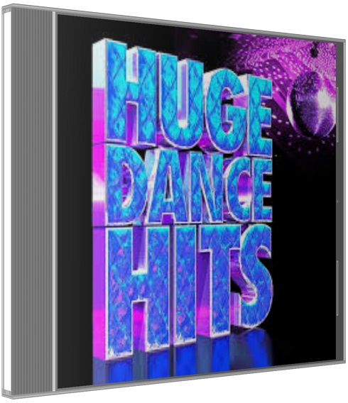 VA - Huge Dance Hits Flames (2015) MP3