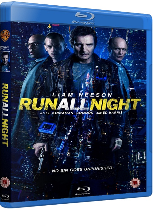 Ночной беглец / Run All Night [2015 / Боевик, криминал, драма / HDRip] DUB (iTunes)