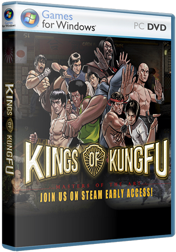 Kings of Kung Fu [RePack] [ENG / ENG] (2015)