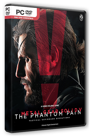 Metal Gear Solid V: The Phantom Pain [v 1.0.0.5] [2015 / Action, Adventure / RePack] PC от R.G. Steamgames