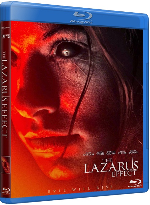 Эффект Лазаря / The Lazarus Effect [2015 / Триллер, ужасы / BDRip 720p] DUB+SUB (iTunes)