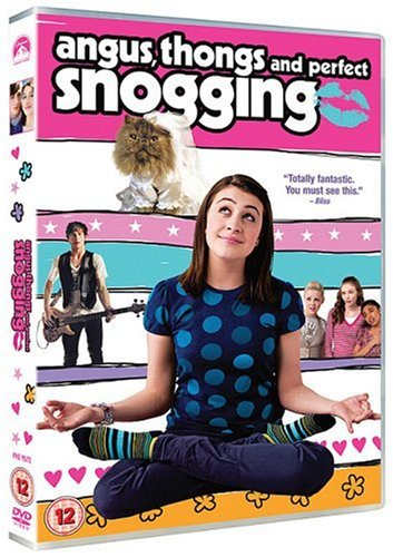 Ангус, стринги и поцелуи взасос / Angus, Thongs and Perfect Snogging [2008 / драма, комедия / DVDRip]